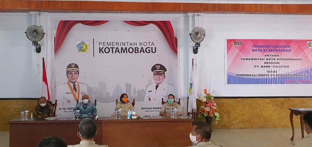 Foto Berita Kotamobagu